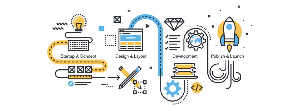 ウェブデザイン・インフォグラフィック画像