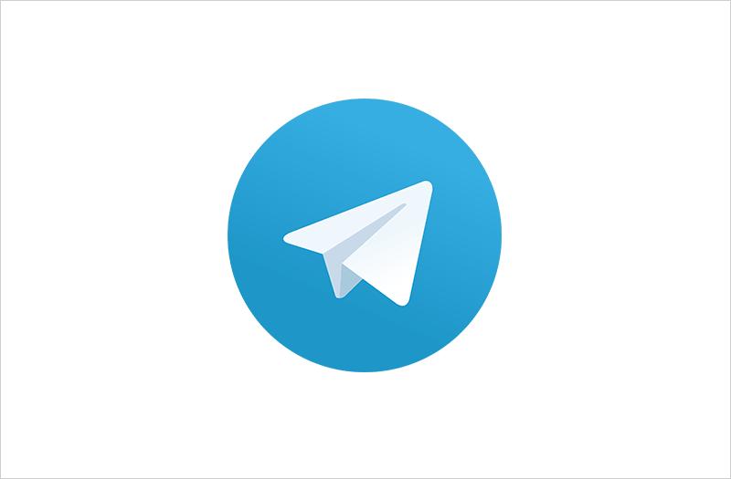 テレグラムのロゴ